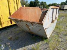 Contenedor Absetzcontainer Absetzcontainer Stahl, Fassungsvermögen ca. 7,0 m³