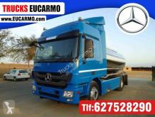 Mercedes truck used tanker