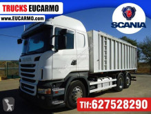 Teherautó Scania használt billenőkocsi