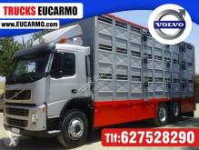 Lastbil boskapstransportvagn Volvo