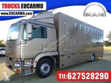 Ciężarówka MAN TGS 18.320 do transportu koni używana