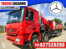 Mercedes Actros 4150 truck used flatbed
