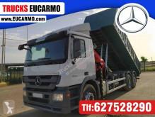 Грузовик Mercedes Actros 2532 платформа б/у