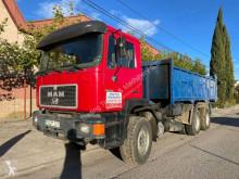 Camião MAN basculante usado