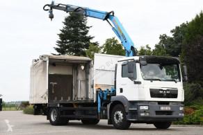Camion rideaux coulissants (plsc) MAN TGM