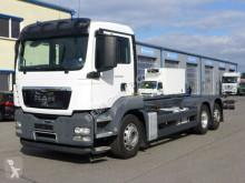 Camión chasis MAN TGS26.360*Euro5*Lift/Lenkachse