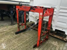 Equipamientos maquinaria OP pinza Probst AKZ-H unigrip Palettenzange Greifer 2012