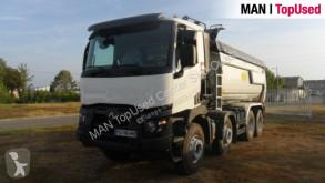 Kamion korba Renault 8X4 K480 benne ronde