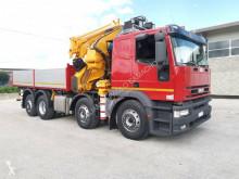 Lastbil Iveco Eurotrakker ske brugt