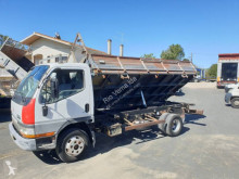 Camion Mitsubishi Canter FE649CD benne occasion