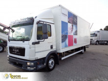 Lastbil transportbil MAN TGL 12.180