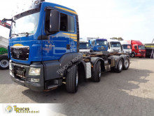 Camion MAN TGS 35.480 porte containers occasion