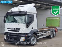 Камион Iveco Stralis контейнеровоз втора употреба
