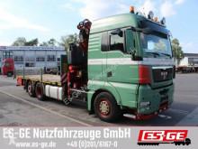 Fassi LKW Pritsche MAN TGX 26.440 mit Ladekran F410 /450 BXP 25