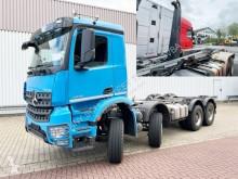 Ciężarówka Mercedes Arocs 4148 K 8x4/4 Grounder 4148 K 8x4/4 Grounder, Retarder Hakowiec używana