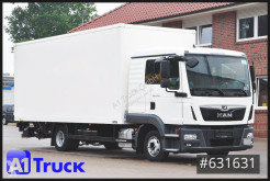 Lastbil transportbil MAN TGL 8.190, Goßes Haus, Bett Bed LBW,