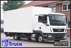 Camión furgón MAN TGL 8.190, Goßes Haus, Bett Bed LBW,