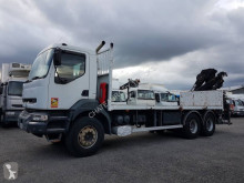 Camion Renault Kerax 370 DCI plateau standard occasion
