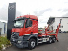 Камион Mercedes Arocs 2545L 6x2 Hyvalift NG2018TAXL Retarder ADR самосвал втора употреба