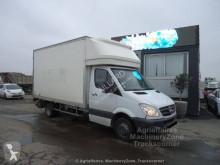 Lastbil kassevogn Mercedes