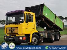 Camião MAN F90 26.322 tri-basculante usado