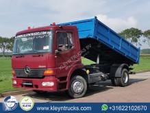 Камион Mercedes Atego 1223 самосвал самосвал с тристранно разтоварване втора употреба