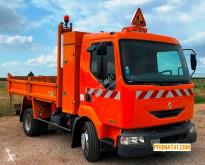 Lastbil tippelad offentlige arbejder Renault Midlum 150