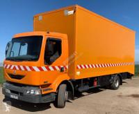 Camion Renault Midlum 180.13 porte voitures occasion