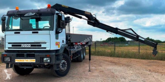 Lastbil flerecontainere Iveco Eurotrakker 310