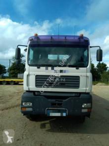 Camión MAN TGA 35.410 volquete volquete trilateral usado