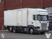Camión Scania R 410 frigorífico mono temperatura usado
