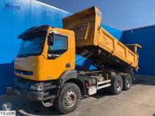 Renault two-way side tipper truck Kerax 420