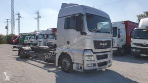 Camión MAN TGA 18.400 portacontenedores usado