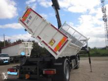 Ciężarówka Renault Kerax 270 DCI wywrotka trójstronny wyładunek używana
