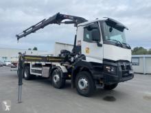 Kamion plošina bočnice Renault K-Series 460.32 DTI 11
