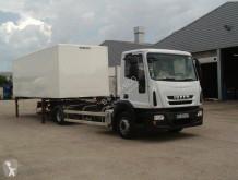 Camion fourgon déménagement Iveco Eurocargo 120 E 18 P