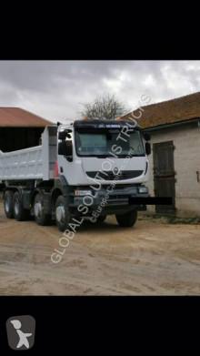 Renault two-way side tipper truck Kerax