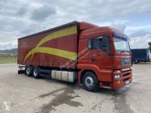 Camión lonas deslizantes (PLFD) MAN TGA 26.410