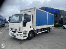Камион подвижни завеси Iveco Eurocargo 120 E 24 K tector