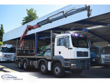 MAN flatbed truck TGA 35.390