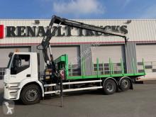 Camión caja abierta Iveco Stralis 360