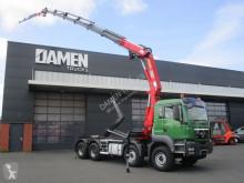 Камион MAN TGS 35.480 мултилифт с кука втора употреба