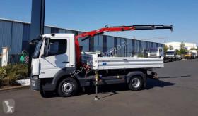 Camión volquete Fassi Mercedes-Benz Atego 818KK new F40 crane 177cv Euro 6