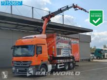 Ciężarówka Mercedes Actros 2544 firanka używana
