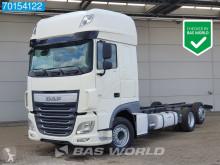 DAF XF 460 грузовое шасси б/у