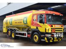 Camion Scania P114 citerne occasion