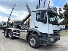 Камион Mercedes Arocs 3343 мултилифт с кука втора употреба