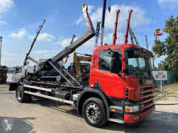 Camion Scania P polybenne occasion