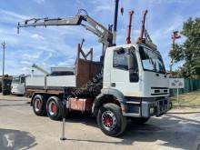 Camión caja abierta Iveco Eurotrakker 260E34