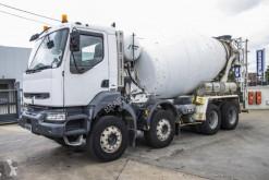 Camion Renault Kerax 420 betoniera cu rotor/ Malaxor second-hand